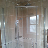 Shower Installation by Arden Kitchens Solihull