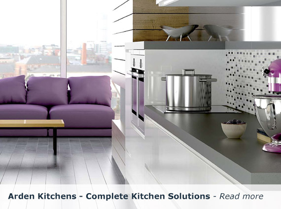 Arden Kitchen Fitters Solihull