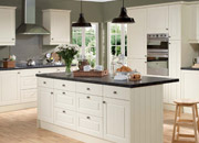 Painted Wood Kitchen Installations